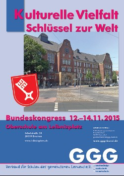 Plakat Bundeskongress 2015